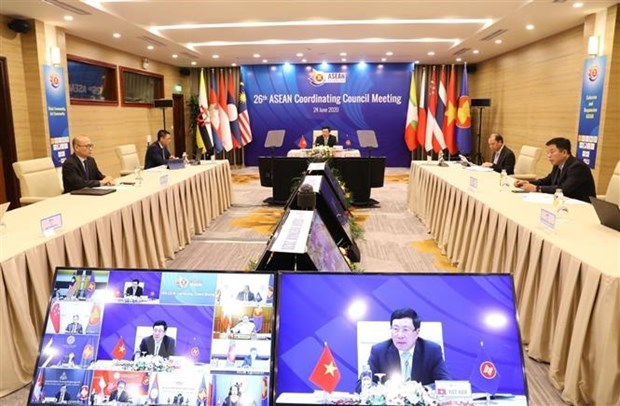 "Vietnam lives up to ASEAN Chair theme of ""cohesive and responsive"" bloc: scholar hinh anh 1"