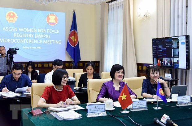 ASEAN 2020: Joining hands to empower women hinh anh 1