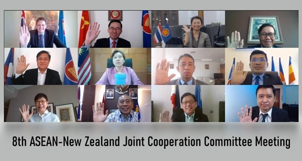ASEAN, New Zealand to reinforce strategic partnership hinh anh 1