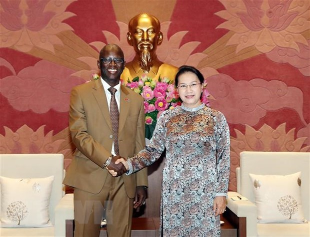 NA Chairwoman hails WB's support for Vietnam hinh anh 1