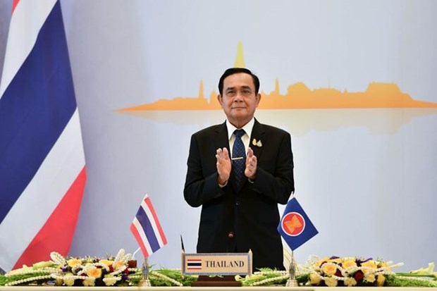 Thai PM proposes three paths for actions to advance ASEAN in post-COVID-19 era hinh anh 1