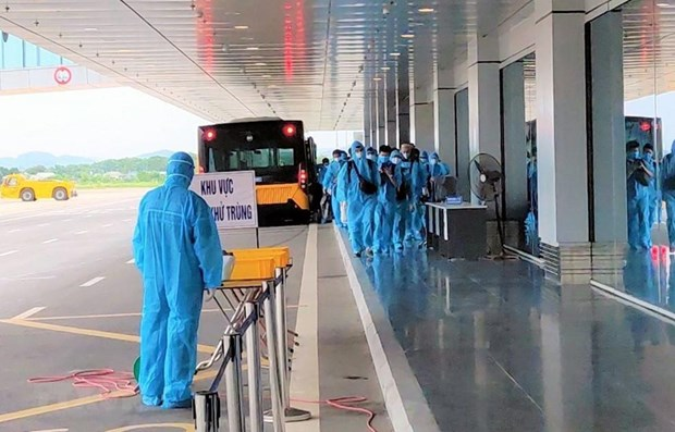 Vietnam records one more imported COVID-19 case hinh anh 1