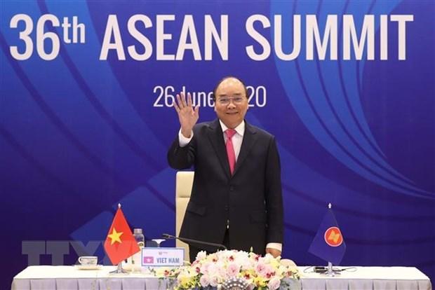 EU Ambassador hails Vietnam for successfully hosting 36th ASEAN Summit hinh anh 1