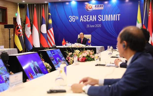 ASEAN Declaration on Human Resources Development for the Changing World of Work hinh anh 1