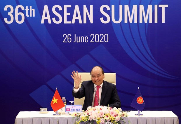 Vietnam capable of boosting ASEAN cooperation against COVID-19: Singaporean expert hinh anh 1