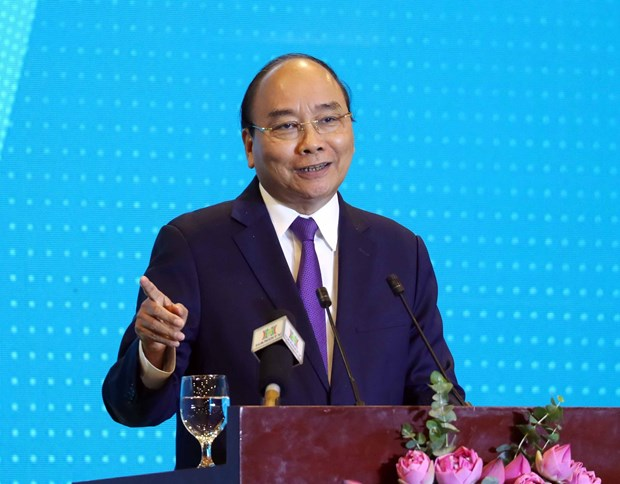 Hanoi should become one of East Asian centres by 2045: PM hinh anh 1