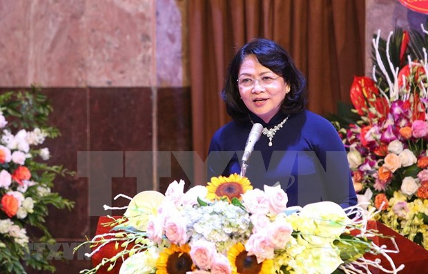 70th traditional day of Vietnam – Russia Friendship Association marked in Hanoi hinh anh 1