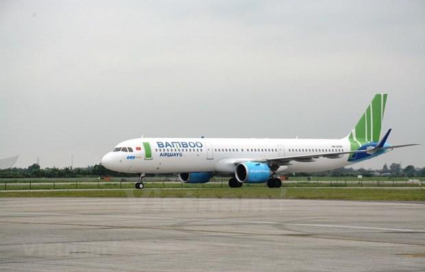 Bamboo Airways affirms no employment of Pakistani pilots hinh anh 1