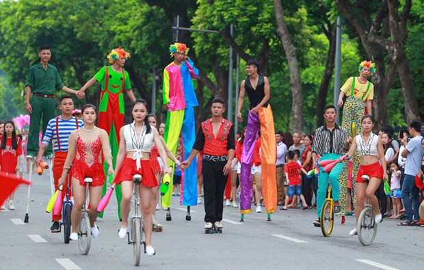 Hanoi promotes destinations to attract visitors hinh anh 1