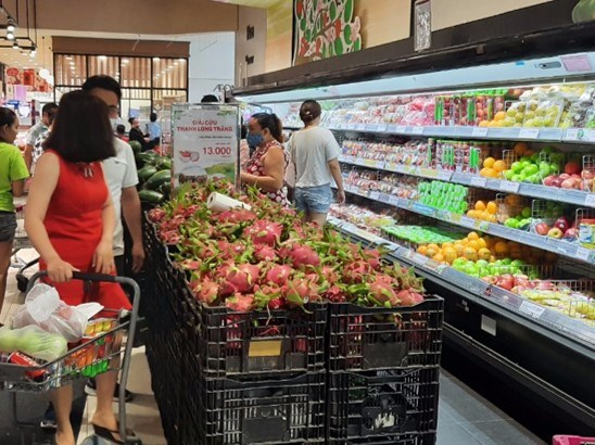 AEON promotes consumption of Vietnamese agricultural products hinh anh 1