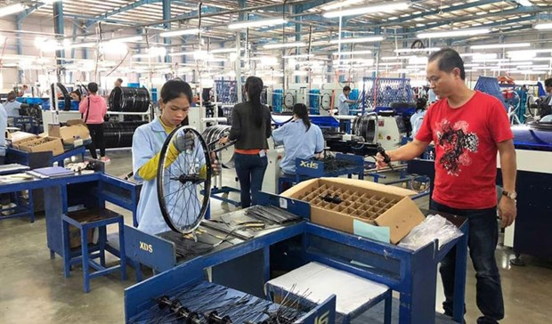 Cambodia: bicycles' exports near 200 million USD in first five months hinh anh 1