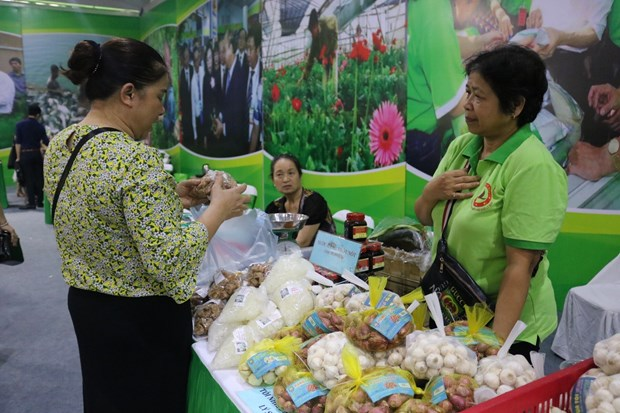 Hanoi has 275 more municipal-level OCOP products hinh anh 1