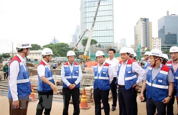 HCM City should seek to push ahead with ODA disbursement: Deputy PM hinh anh 1