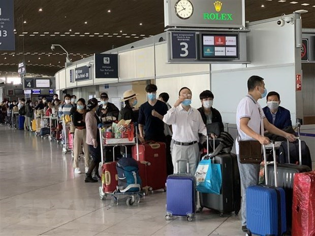 More than 280 Vietnamese citizens repatriated from France, Europe hinh anh 1