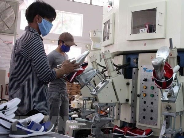 Vietnam reports increases in new enterprises in all sectors for first time this year hinh anh 1