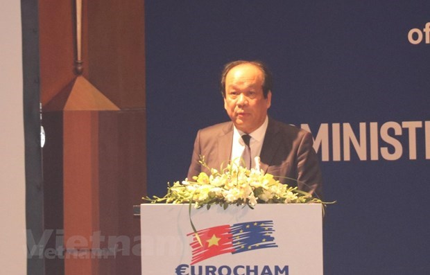 EVFTA expected to boost admin reform hinh anh 1