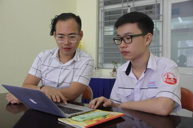 Vietnamese student wins at international film contest hinh anh 1
