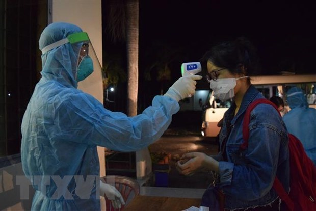 IMF hails Vietnam's anti-pandemic model hinh anh 1
