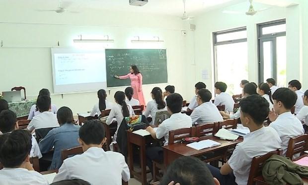 Da Nang to install smart cameras at high schools hinh anh 1
