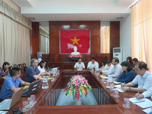 Danish companies exploring investment opportunities in Vietnam hinh anh 1
