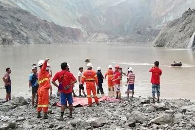Myanmar: Death toll in jade mine landslide climbs to 113 hinh anh 1