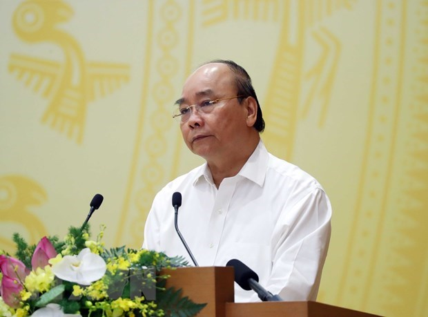 PM seeks new measures to achieve highest growth possible hinh anh 1