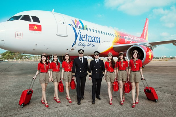 Vietjet joins hands with Facebook to promote Vietnamese tourism hinh anh 1