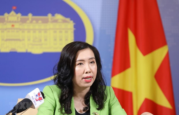 Vietnam ready to cooperate in fighting human trafficking: spokesperson hinh anh 1
