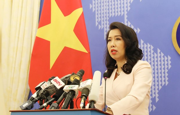 Vietnam wants Hong Kong to become stable and thrive: spokesperson hinh anh 1
