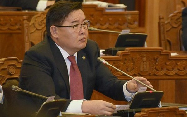 Vietnam sends congratulations to Mongolia's new parliament speaker hinh anh 1