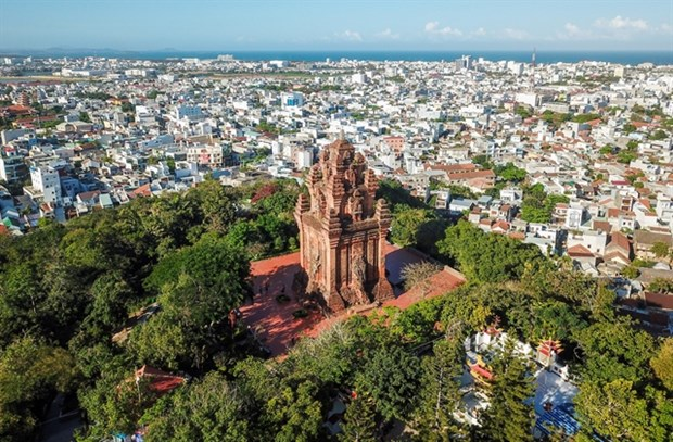 800-year-old tower in Phu Yen province worth a look hinh anh 1