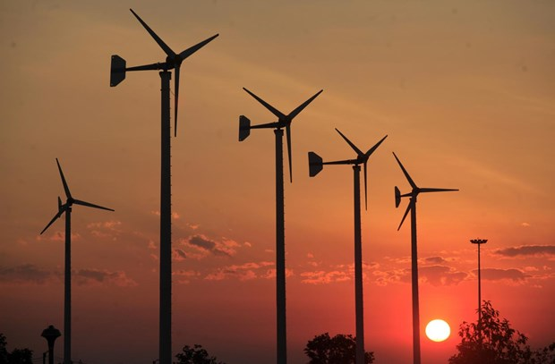 Thailand's Gulf Energy Development PLC buys two wind power farms in Vietnam hinh anh 1
