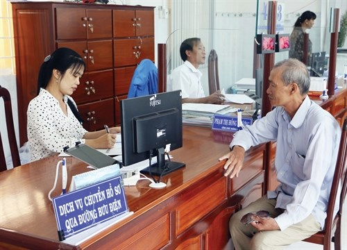 District-, commune-level administrative units to be streamlined hinh anh 1