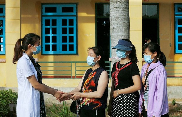 Vietnam enters 80th day without new COVID-19 case in community hinh anh 1