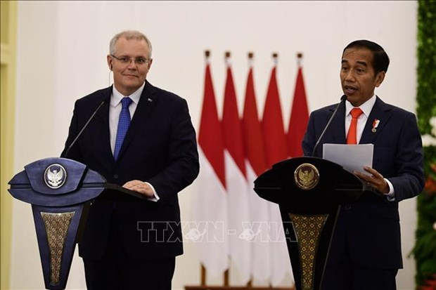 Indonesia says trade, investment deal with Australia takes effect hinh anh 1
