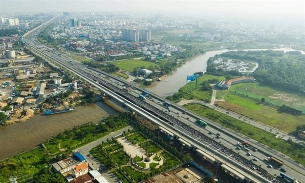 HCM City to develop hi-rises along metro line hinh anh 1