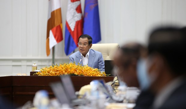 Cambodia: Council of Ministers approves draft law on state assets hinh anh 1