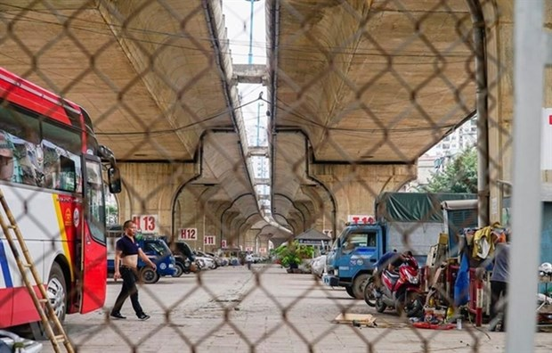 Parking lots still a pressing problem for Hanoi hinh anh 1