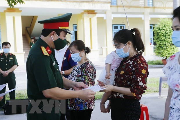 No new COVID-19 cases recorded on July 8 hinh anh 1