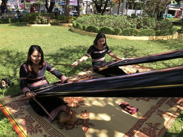 Dak Nong province to host 2nd Brocade Culture Festival hinh anh 1