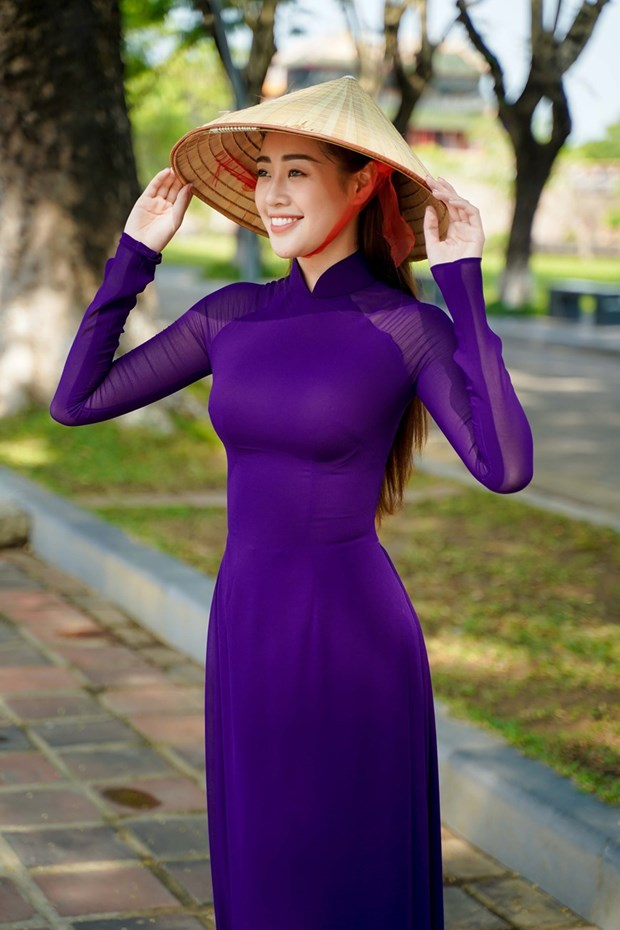 Symposium on 'Capital of Vietnam's Ao Dai' hinh anh 1