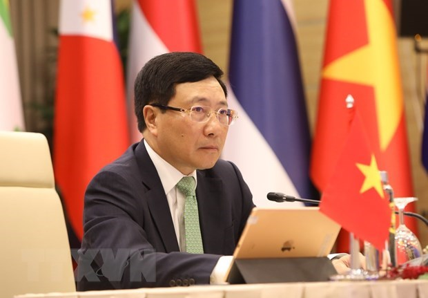 Japan, Vietnam to co-chair 13th Mekong - Japan Ministerial Meeting hinh anh 1