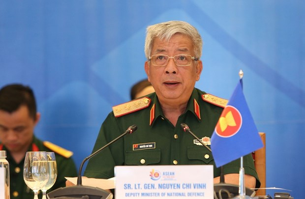 Defence cooperation key to addressing regional security issues: Official hinh anh 1