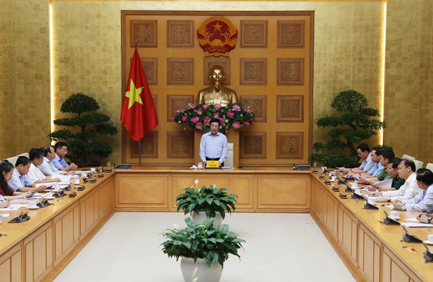 Virtual external activities should be promoted amid COVID-19: Deputy PM hinh anh 1