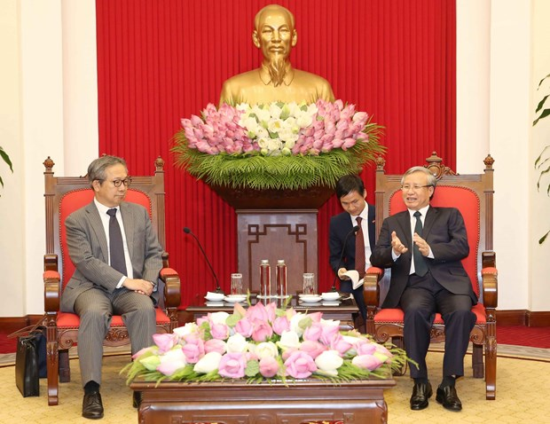 Vietnam, Japan intensify extensive strategic partnership in new context hinh anh 1