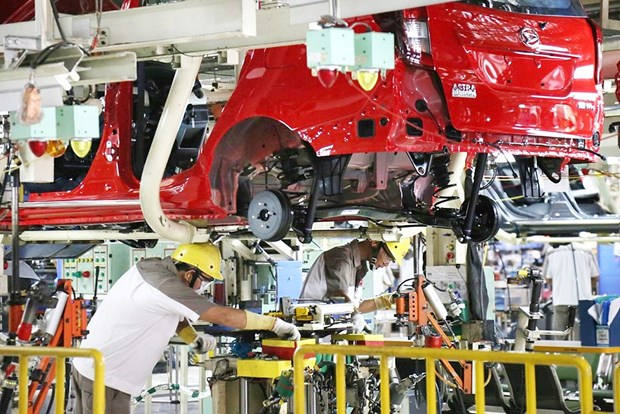 Japanese firms maintain investment plans in Indonesia hinh anh 1