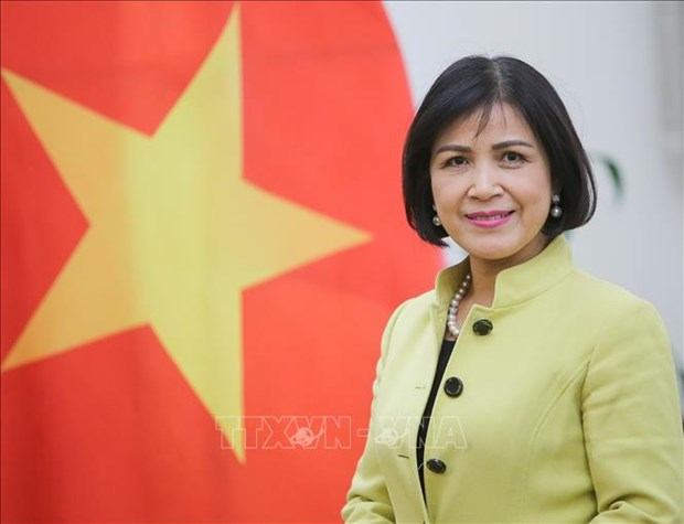 Vietnam expects Japan to continue leading role in multilateral trading system hinh anh 1