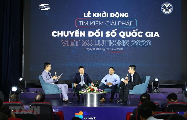 Contest launched to seek digital transformation solutions hinh anh 1