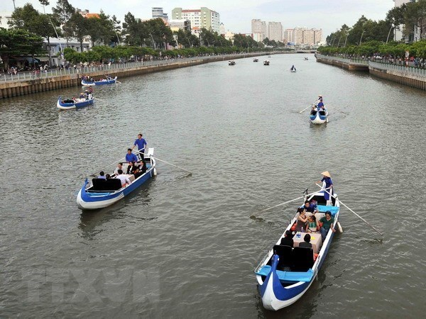 HCM City aims to reduce water pollution by 90 percent hinh anh 1
