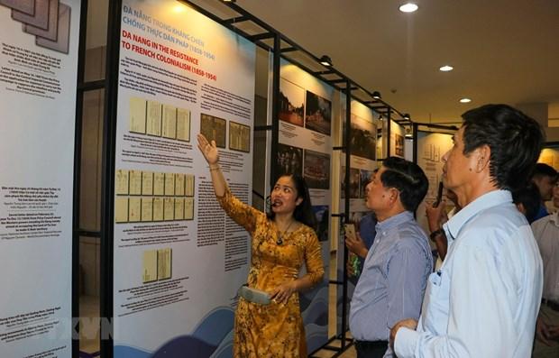 Exhibition spotlights Da Nang's coastal urban development hinh anh 1